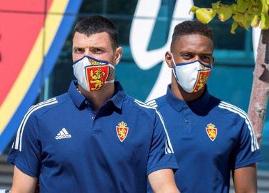 Haris Vuckic y Jair Amador llegan al Zaragoza para intentar lograr el ascenso