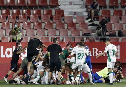 """Pere Milla: """"Sin duda es el gol de mi vida"""""""