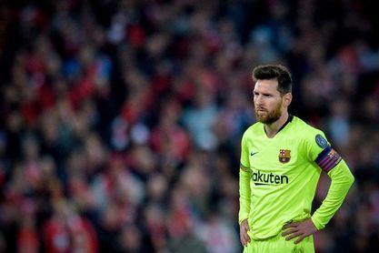 Conmoción en Argentina por la intención de Messi de dejar el Barcelona
