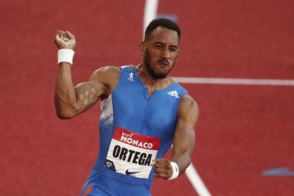 Orlando Ortega sólo sabe ganar