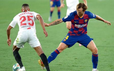 Sevilla FC y Barcelona ya negocian por Ivan Rakitic