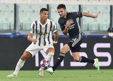 Tanto de Cristiano Ronaldo al Lyon, elegido el mejor de la temporada