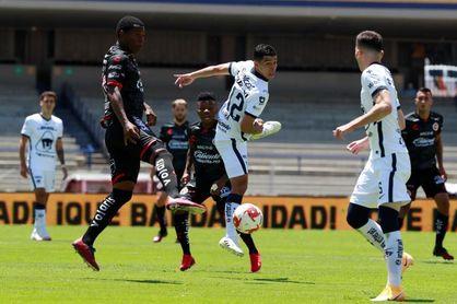 3-0. El paraguayo González anota en victoria de Pumas UNAM ante Tijuana