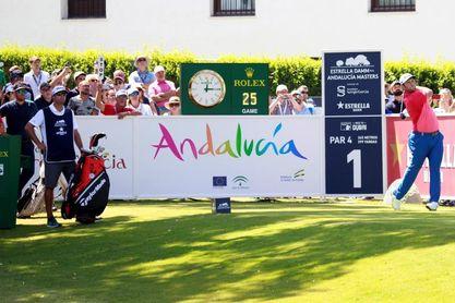 El Circuito Europeo y el Club Valderrama cumplen veinticinco años de torneos