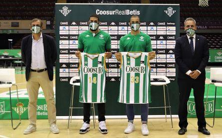 El Betis, en baloncesto, también quiere mirar a Europa