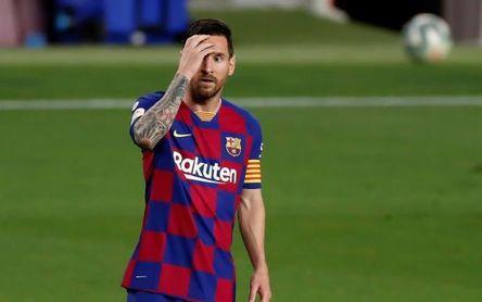 El Inter cierra la puerta a Messi y la de Lautaro al Barça