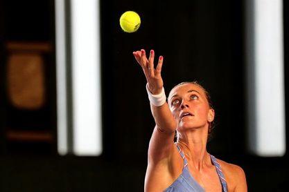 La checa Kvitova vence a la ucraniana Kozlova y pasa a tercera ronda del Abierto de EE.UU.