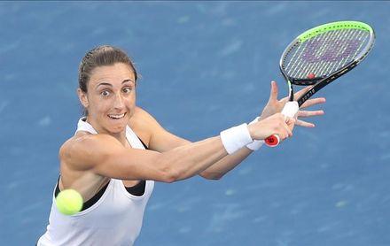 La croata Petra Martic alcanza la tercera ronda junto con Kerber y Kontaveit