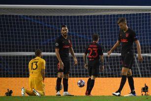 Reinicio del Atlético