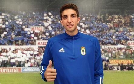 Edgar González ya es jugador del Oviedo