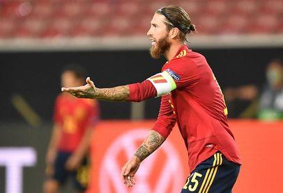 """Ramos: """"Nos vamos satisfechos con el empate"""""""