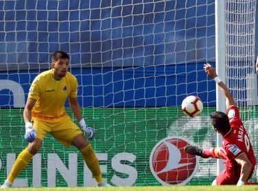 El Villarreal hace oficial el fichaje del portero argentino Gerónimo Rulli