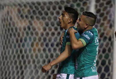 0-2. Doblete del ecuatoriano Mena le da el triunfo al León sobre el Necaxa