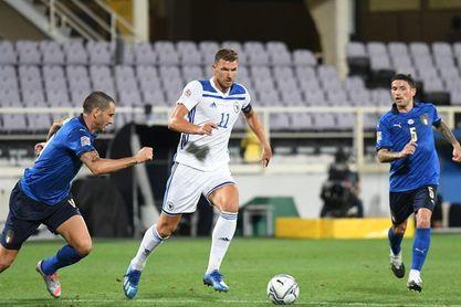 1-1. Italia ve truncada su racha de victorias