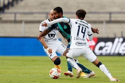 4-1. Paraguayo González anota y asiste en goleada de Pumas UNAM sobre Puebla