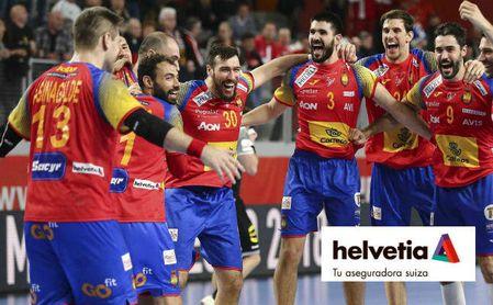 España se medirá con Túnez, Brasil y Polonia en la primera fase.