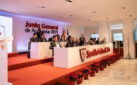 El nuevo Sevilla que quieren Sevillistas Unidos 2020 y Del Nido.