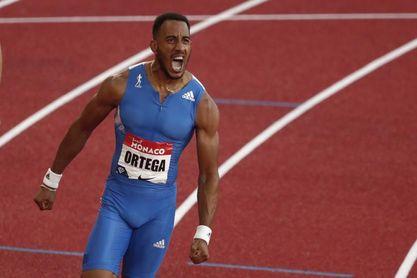 Orlando Ortega deslumbra en el fallido año olímpico y vuelve a mirar a Tokio