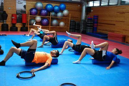 Pilates durante la semana en Los Bermejales