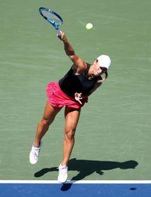 Brady gana a Putintseva y jugará su primera semifinal del Abierto y Grand Slam