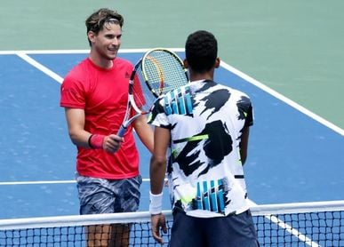 2020 US Open Tennis Championships in New York