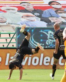 1-1. El colombiano Francisco Meza le da a Tigres UANL empate ante el León