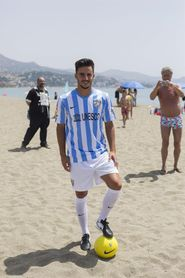 El defensa Juan Carlos, rescinde el contrato con el Málaga