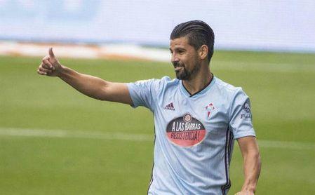 Nolito, sus deseos para el Sevilla FC y la prima por ganar la Europa League.