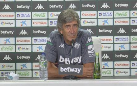 Pellegrini, crítico con LaLiga, esperanzado con el Betis y con ganas de empezar