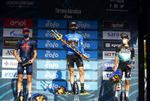 Filippo Ganna se hace con la crono final, Yates con el triunfo en la prueba