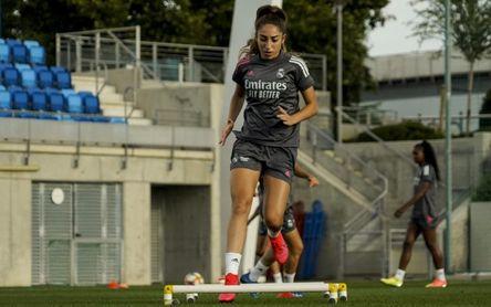 El primer '7' de la historia en el Real Madrid es... Olga Carmona