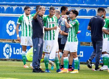 "Pellegrini, a ""demostrar la capacidad para afrontar la temporada"""