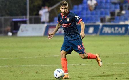 """Pozo se ve """"más maduro y más jugador"""" para un Sevilla de Champions."""