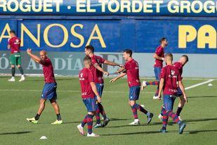 El Huesca comunica que no hay más positivos por COVID-19