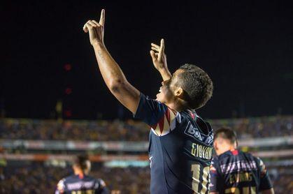 1-0. El América le gana el Clásico al Guadalajara con gol de 'Gio' Dos Santos