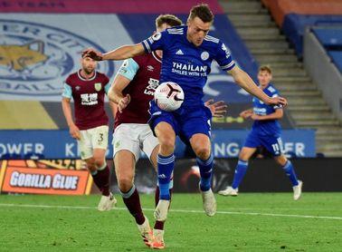 El Leicester sigue en modo Champions y se coloca líder
