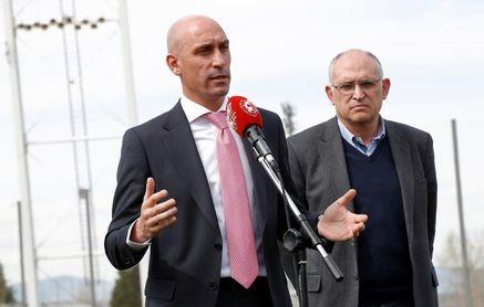 Luis Rubiales empezará mañana su segunda etapa como presidente