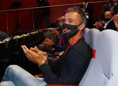 """Rubiales a Luis Enrique: """"Vas a estar aquí hasta que quieras"""""""