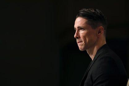 Fernando Torres vuelve al Atlético para hacer las prácticas de entrenador