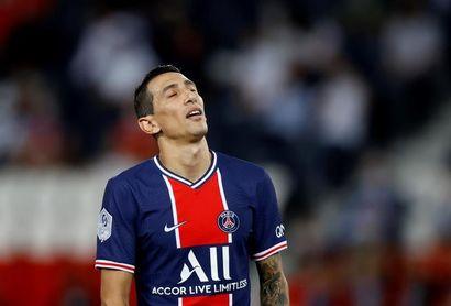 Di María suspendido cuatro partidos por el escupitajo a Álvaro González
