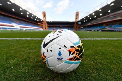 Italia reabrirá progresivamente al público los estadios de fútbol y otros deportes