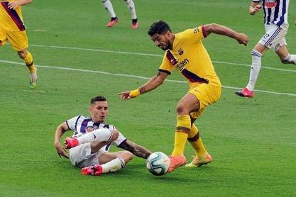 """Javi Sánchez quiere """"borrón y cuenta nueva"""" y sumar tres puntos ante Celta"""