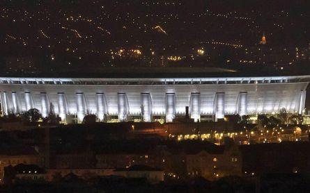 Miles de húngaros desafían a la Covid para ver al Sevilla