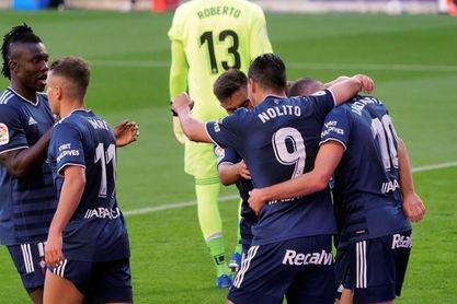 1-1. Nuevo empate en el José Zorrilla