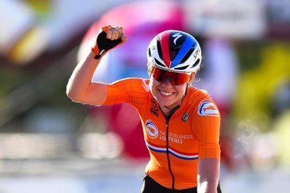 Anna van der Breggen, o la pasión neerlandesa por darle a los pedales