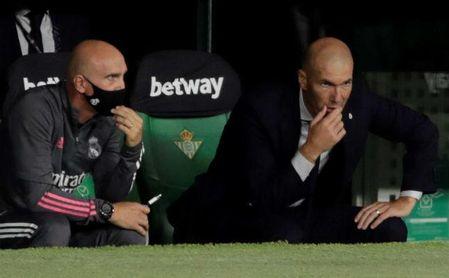 """Zidane aviva el fuego y responde al Betis: """"Critican los aciertos del VAR"""""""