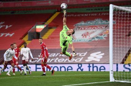 0-0. Leno manda al Arsenal a cuartos en los penaltis