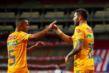 Brasileño Carioca cree que Tigres despertó al ganar el derbi ante Monterrey