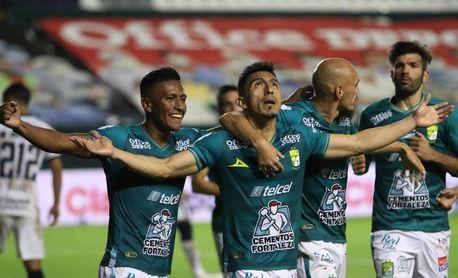 El líder León, con el ecuatoriano Mena en racha, recibe al Mazatlán