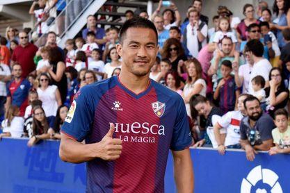 Okazaki, convocado con la selección de Japón